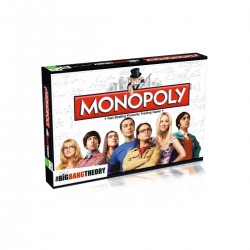 Monopoly The Big Bang Theory PT