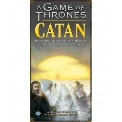 A Game of Thrones Catan: Brotherhood of the Watch 5-6 player