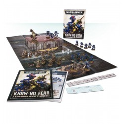 WH40K: KNOW NO FEAR STARTER SET