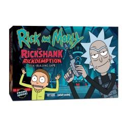 Rick and Morty The Rickshank Rickdemption Deck Building Game