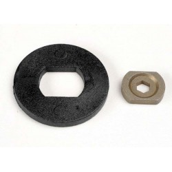 Brake disc/ shaft-to-disc adapter