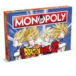 Monopoly Dragon Ball Z PT