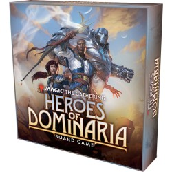 Magic The Gathering: Heroes of Dominaria Standard Edition