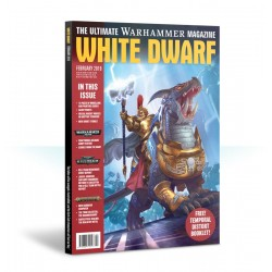 WHITE DWARF February 2019 (ENG)