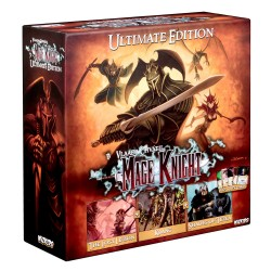 Mage Knight Boardgame Ultimate Edition