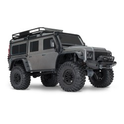 TRX4 Scale & Trail Defender Crawler, SILVER
