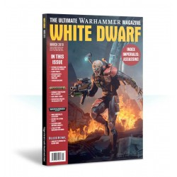 WHITE DWARF March 2019 (ENG)