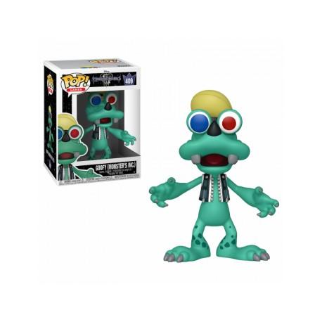 POP! Vinyl: Kingdom Hearts 3: Goofy (Monsters Inc.)