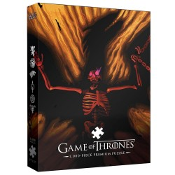 Game of Thrones Dracarys! Puzzle 1000pc