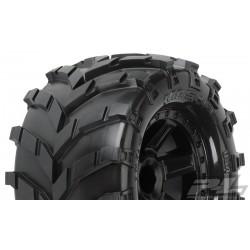 Masher 2.8 (Traxxas Style Bead) All Terrain Tires Mounted