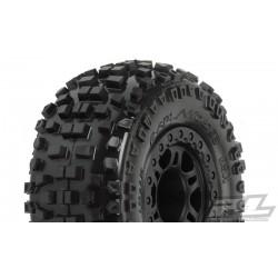 Badlands SC 2.2/3.0 M2 (Medium) Tires Mounted SLASH