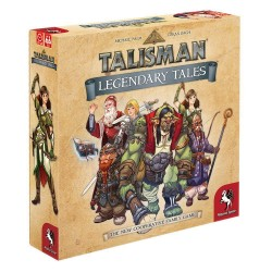 Talisman Legendary Tales c/ promo