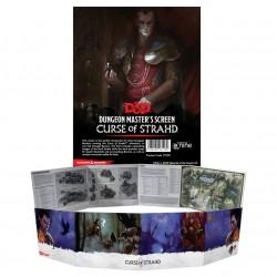 D&D Curse of Strahd: DM Screen