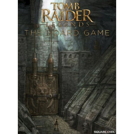 Tomb Raider Legends - The Board Game