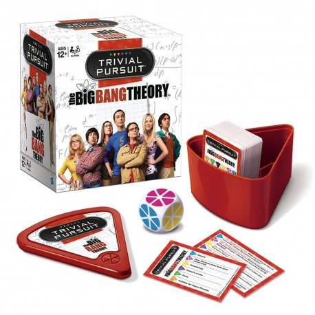 Trivial Pursuit A TEORIA DO BIG BANG (PT)