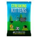 Streaking Kittens: Exp 2 Exploding Kittens