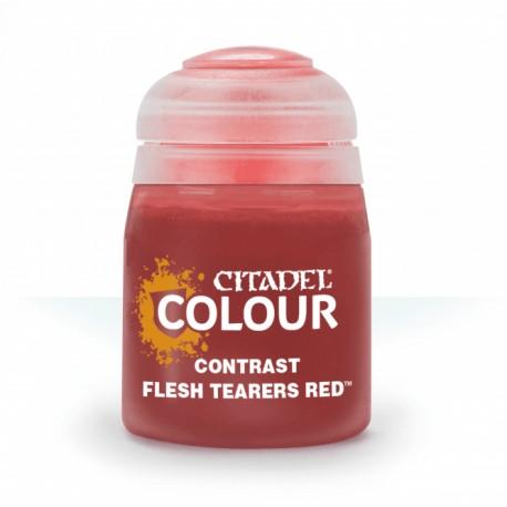 29-13 Citadel Contrast: Fleash Tearers Red