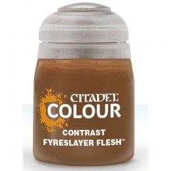 29-31 Citadel Contrast: Fireslayer Flesh