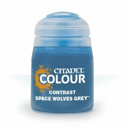 29-36 Citadel Contrast: Space Wolves Grey