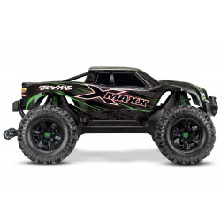 X-Maxx: 8S Brushless Monster Truck GREEN
