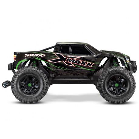 X-Maxx: 8S Brushless Monster Truck GREEN