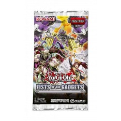 YGO Fists of the Gadgets Booster