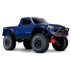 TRX4 Sport: 4WD Electric Truck, BLUE