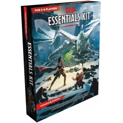 D&D Fantasy Roleplaying Game Essentials Kit