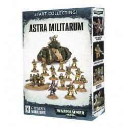 70-47 START COLLECTING! ASTRA MILITARUM