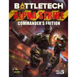 BattleTech Alpha Strike Commanders Edition