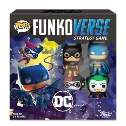 POP! Funkoverse: DC Comics - Base Set (EN)