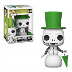 POP! DISNEY: NBX - Snowman Jack