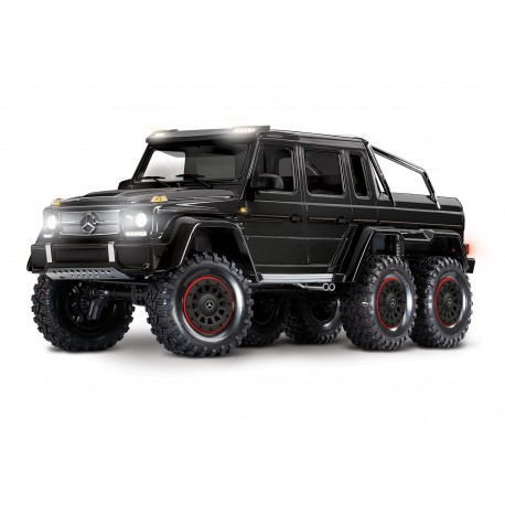 TRX-6 Scale and Trail Crawler Mercedes-Benz G 63 AMG BLACK