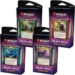 MTG Throne of Eldraine Brawl Deck