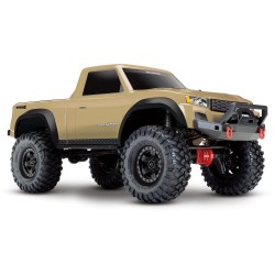 TRX4 Sport: 4WD Electric Truck, TAN