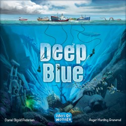 Deep Blue Board Game