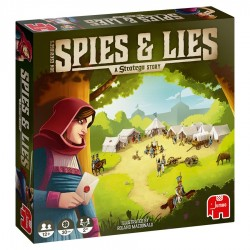 Spies & Lies - A Stratego Story (PT)