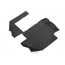 Skidplate, chassis UDR