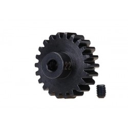 Gear, 22-T pinion (32-p), heavy duty / set screw