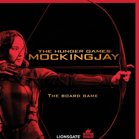 The Hunger Games: Mockingjay - The Board Game