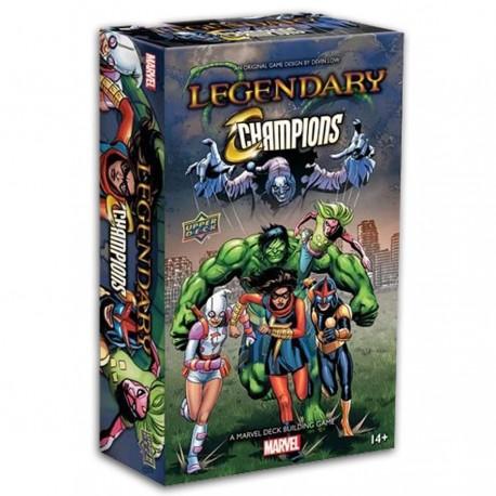 Legendary: Marvel Champions Small Box