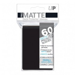 Ultra Pro Pro-Matte SMALL Black