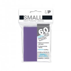 Ultra Pro Solid Sleeves SMALL Purple