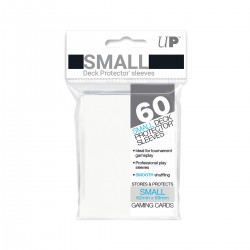 Ultra Pro Solid Sleeves SMALL White