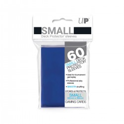 Ultra Pro Solid Sleeves SMALL Blue
