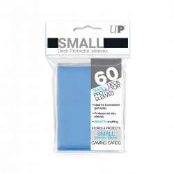 Ultra Pro Solid Sleeves SMALL Light Blue