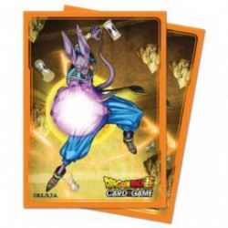 Ultra Pro Sleeves Dragon Ball Super Beerus (65)