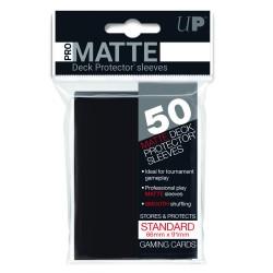 Ultra Pro Pro-Matte Standard Non Glare BLACK