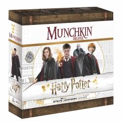 Munckin Deluxe: Harry Potter