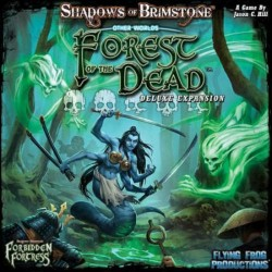 Shadows of Brimstone: Other Worlds - Forest of the Dead